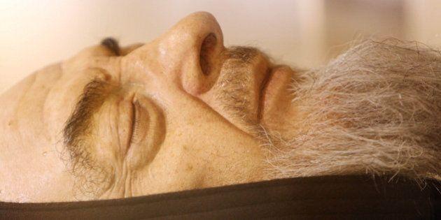 La salma di Padre Pio a Roma per amore non per