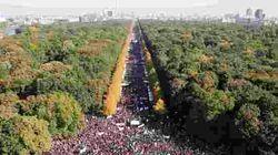 A Berlino un fiume di persone in strada contro ogm, pesticidi e insicurezze