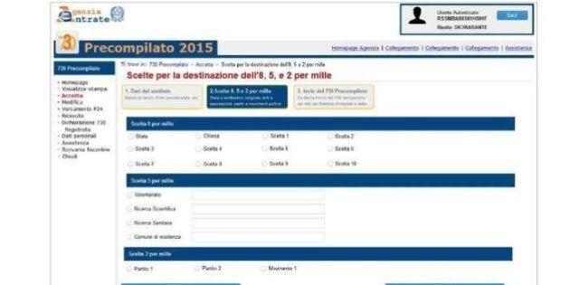 La lezione del 730 precompilato: gli italiani non si fidano del fisco