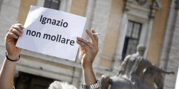 Ignazio Marino, petizione su Change.org per chiedergli di ritirare le dimissioni. Già 27mila firme