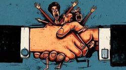 I vignettisti di tutto il mondo lanciano un #Greekment contro la