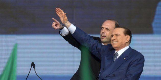 Silvio Berlusconi e Angelino Alfano in riavvicinamento. L'incontro segreto a febbraio a Palazzo Grazioli,...