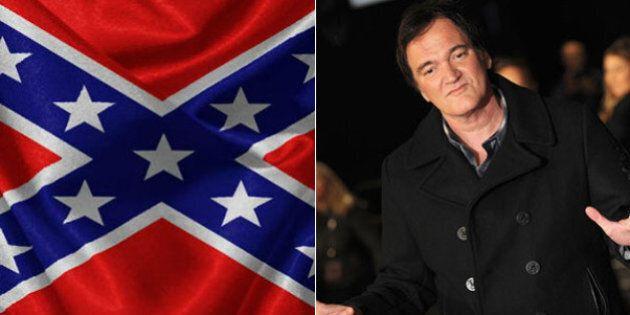 Quentin Tarantino in