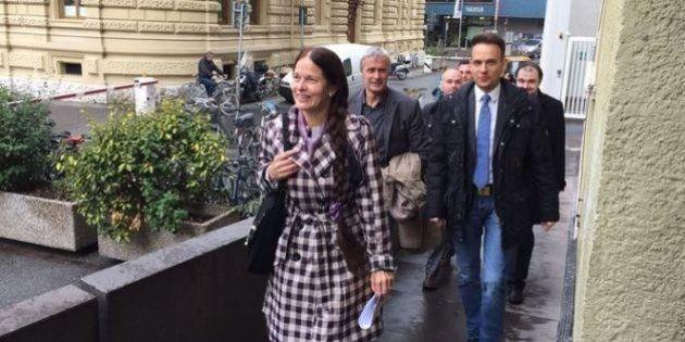 Eva Klotz, ex consigliere dell'Alto Adige: