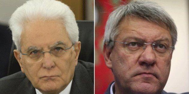 Riforma Rai, Maurizio Landini lancia l'appello a Sergio Mattarella: