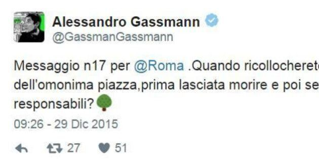 Mi unisco all'appello di Gassmann: due idee per ricollocare