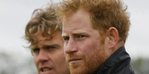 Harry d'Inghilterra: