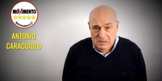 M5S Roma: sospeso Antonio Caracciolo, il professore universitario che nega