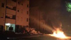 A Treviso assalto alle case dei profughi: incendiati i