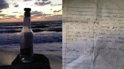 Ogni messaggio in bottiglia nasconde un segreto. Questo conserva il valore