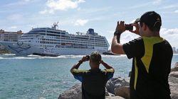 Storica rotta su Cuba. Dall'America la prima crociera