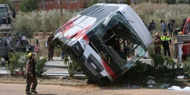 Incidente bus Erasmus, Matteo Renzi in Catalogna:
