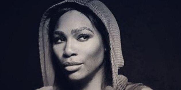 Serena Williams criticata su Instagram per una foto ritoccata. La tennista la rimuove e posta