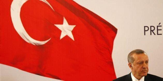 Recep Tayyip Erdogan attacca l'Ue: