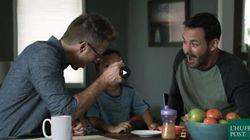Le famiglie con genitori gay sono la vita vera. E questo spot lo
