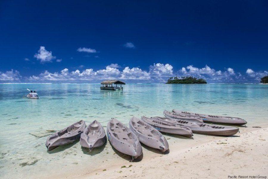 Isole Cook. Ecco la Polinesia a metà