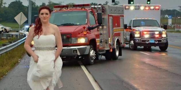 Sarah Ray, una giovane paramedico abbandona il proprio matrimonio per andare a soccorrere i famigliari...