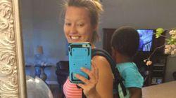 Una nuova moda che colpisce le mamme: postare foto