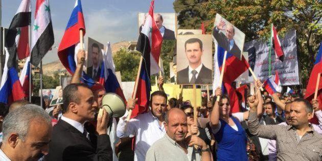 Siria, due razzi contro l'ambasciata russa a Damasco. Lavrov: