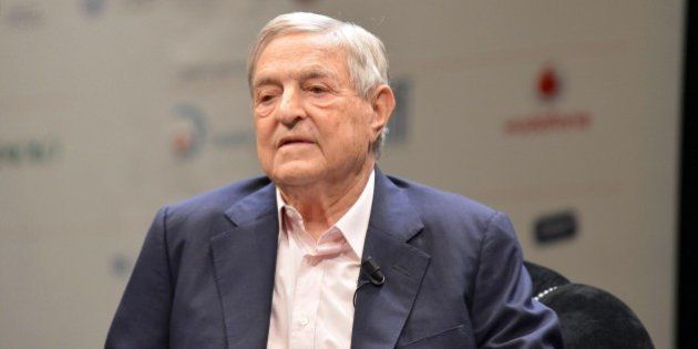 George Soros lancia l'allarme Cina: