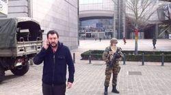 Salvini, lo sciacallo di