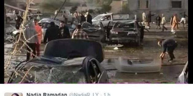 Libia, un camion-bomba causa 50 morti in un centro di addestramento per la polizia a Zliten (FOTO,