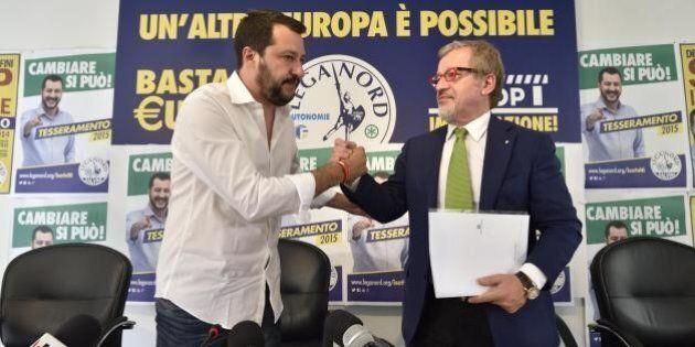 Roberto Maroni, la rinascita del leghista in giacca e cravatta che tira la volata a Salvini premier....