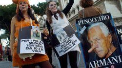 Armani abolisce le pellicce animali: