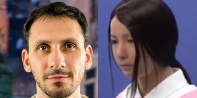 L'onorevole Claudio Cominardi (M5S) vuole aprire un dibattito politico sugli androidi:
