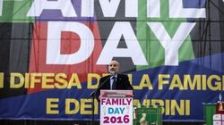 Mister Family Day ringrazia Grillo: