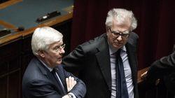 Zanda e Romani certificano la distanza tra Renzi e Berlusconi sulla riforma del
