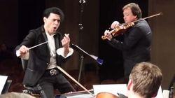 Bosso torna a dirigere la sua orchestra: