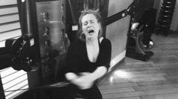 La foto di Adele in palestra racconta più di mille