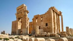 Isis danneggia il tempio di Bel a