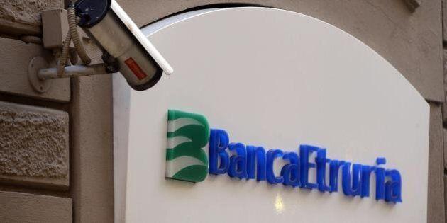 Banca Etruria, nuove perquisizioni in tutta Italia. Almeno quindici società al