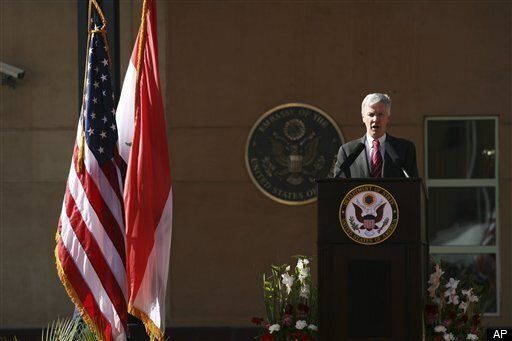 U S  Embassy In Baghdad Plans To Double In Size | HuffPost