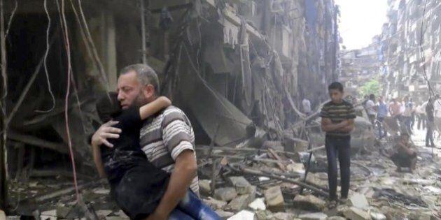 Siria, ad Aleppo infuria la guerra. Usa annunciano una fragile