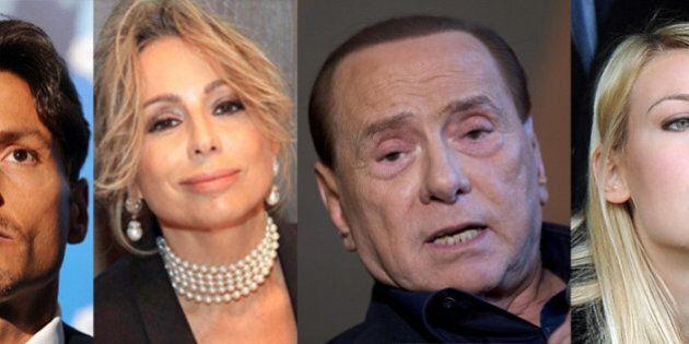 Silvio Berlusconi rischia la balcanizzazione in famiglia: salgono Marina e Piersilvio, scende
