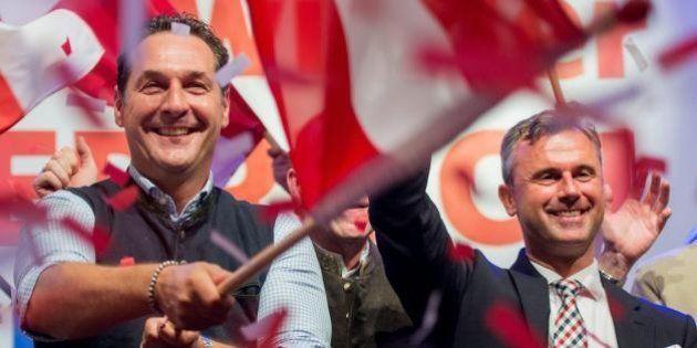 Austria, il leader della destra anti-migranti Strache: