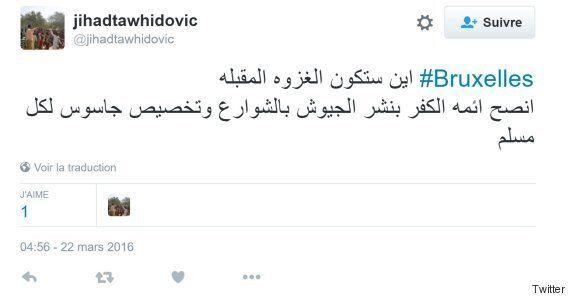 Attentati Bruxelles, i simpatizzanti dell'Isis esprimono gioia su Twitter per i morti negli attacchi