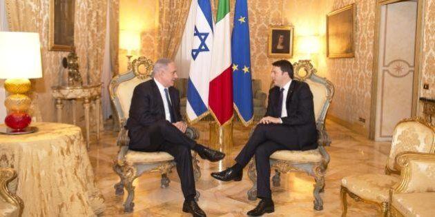 Israele Iran, Renzi tenta l'equilibrio diplomatico: martedì vola da Netanyahu. Gentiloni e Guidi corrono...