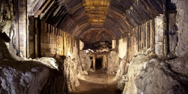 Treno nazista carico d'oro, in Polonia scattano i divieti:
