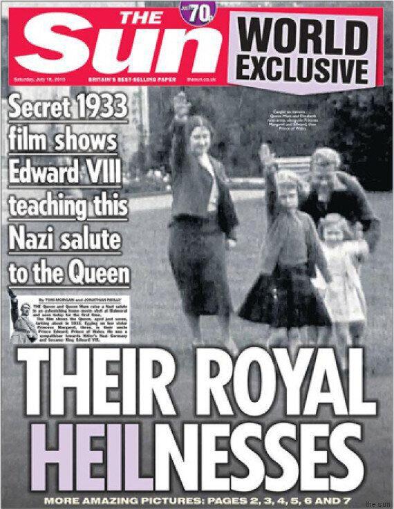 Saluto Nazista Elisabetta. Casa Reale infuriata per il filmato
