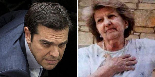 Mamma Tsipras: