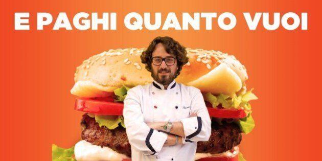 Ippo's Kitchen il ristorante a Napoli dove mangi senza limiti e paghi quanto credi sia giusto. Provare...
