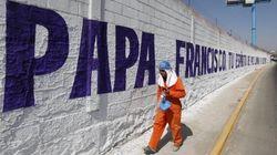 Papa Francesco ai confini