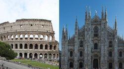 I falsi allarmi fermano a Roma e Milano: tre nella Capitale, uno al