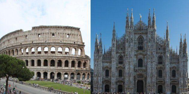 Tre falsi allarmi bomba a Roma e uno a Milano: evacuate le stazioni della metropolitana, poi servizio