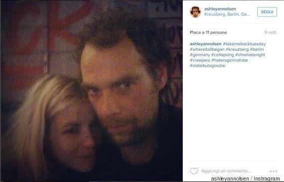 Quando Ashley scriveva su Instagram: