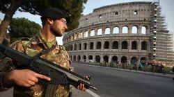 Giubileo. Roma in mimetica. Soldati, polizia e carabinieri